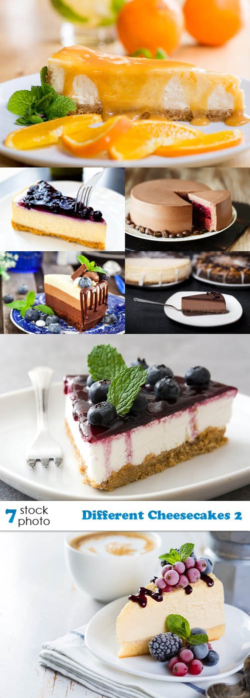 Photos - Different Cheesecakes Set 2