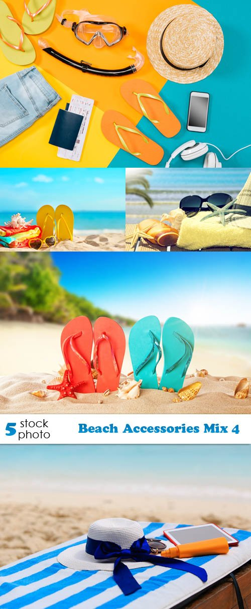 Photos - Beach Accessories Mix 4