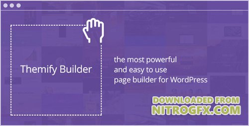 CodeCanyon - Themify Builder v2.0.9 - Drag & Drop WordPress Plugin - 11830816