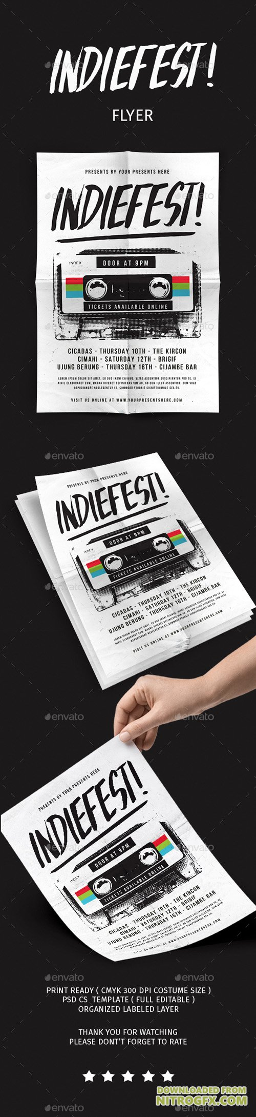 Indiefest Flyer 20645657