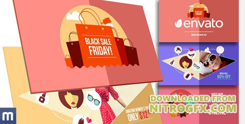 Black Friday Sale - Online Promo - Project for After Effects (Videohive)