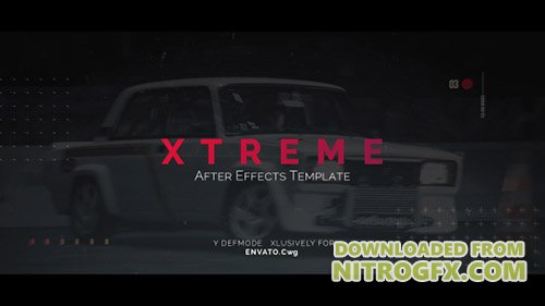 Xtreme Opener - Project for After Effects (Videohive)