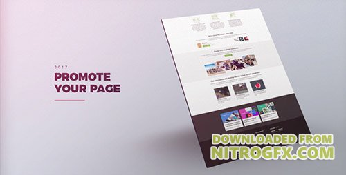 Website Promo 19923747 - Project for After Effects (Videohive)
