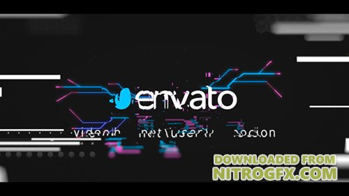 Glitch Logo Reveal 19640249 - Project for After Effects (Videohive)