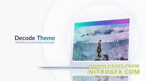 Website Presentation Pack 20478293 - Project for After Effects (Videohive)