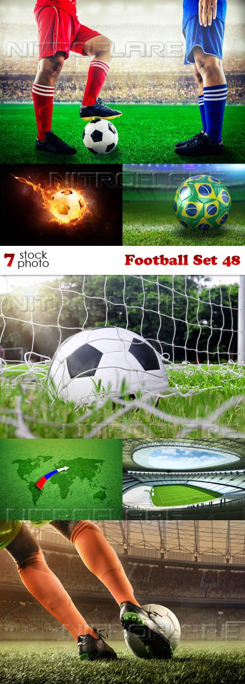 Photos - Football Set 48