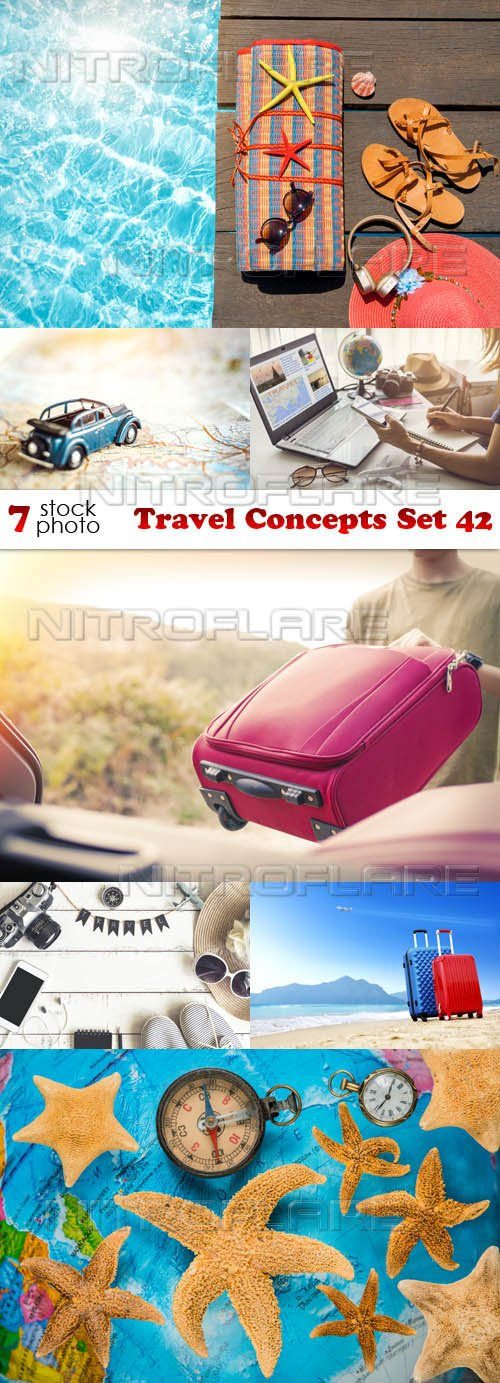 Photos - Travel Concepts Set 42