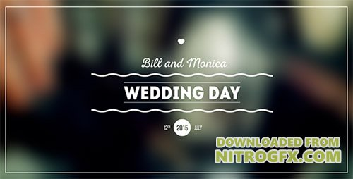 Wedding Titles Pack 11183712 - Project for After Effects (Videohive)