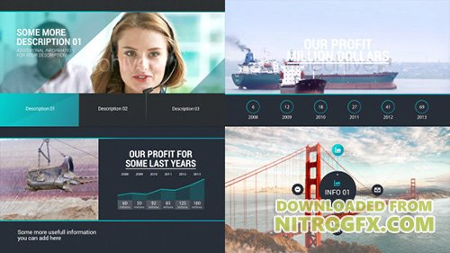 Corporate Presentation 12851714 - Project for After Effects (Videohive)