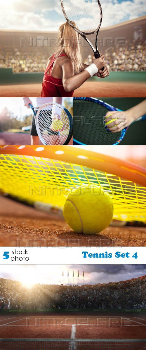 Photos - Tennis Set 4