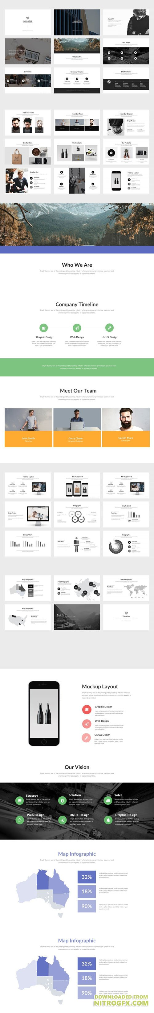 Parametric Powerpoint Presentation