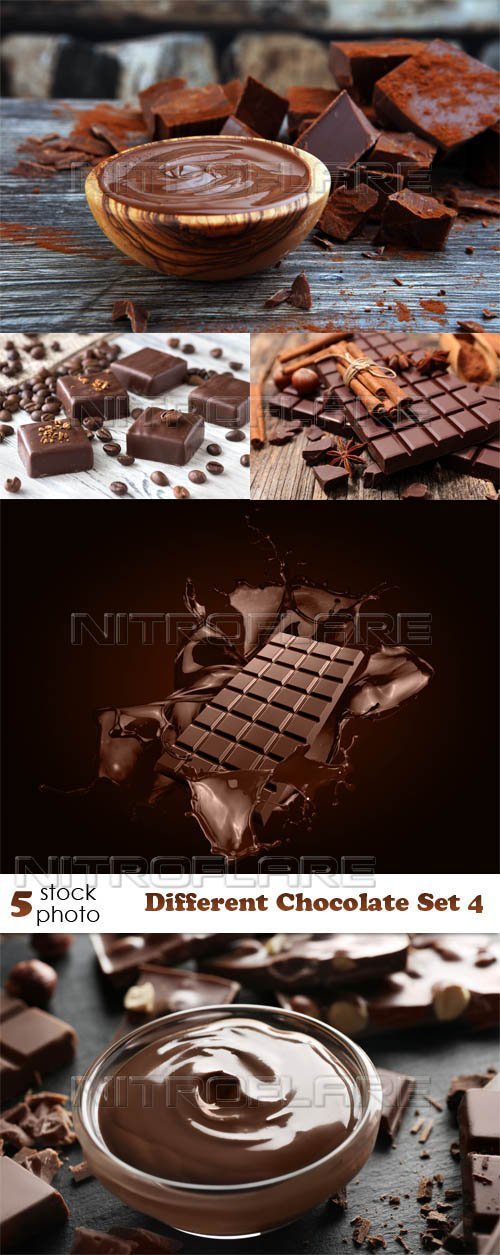 Photos - Different Chocolate Set 4