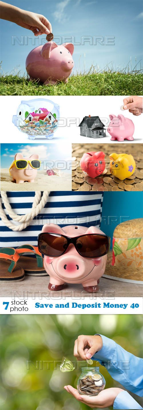 Photos - Save and Deposit Money 40