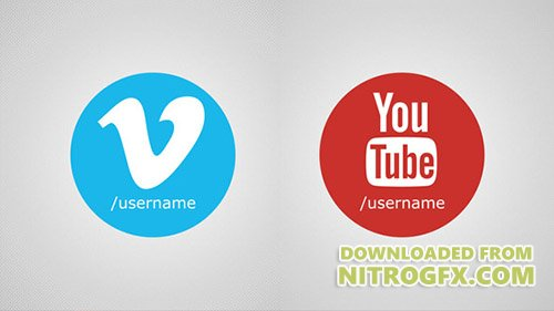Youtube Vimeo Promo - Project for After Effects (Videohive)