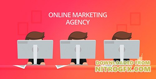 Online Marketing Agency - Project for After Effects (Videohive)