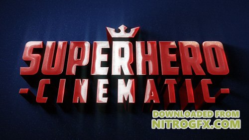Majestic Cinematic 3D Logo - Project for After Effects (Videohive)