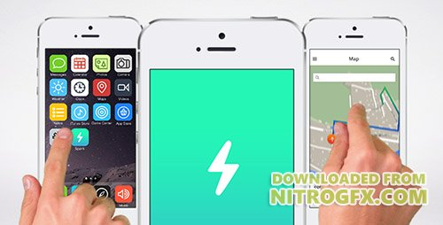 App Promo Video Kit - Project for After Effects (Videohive)