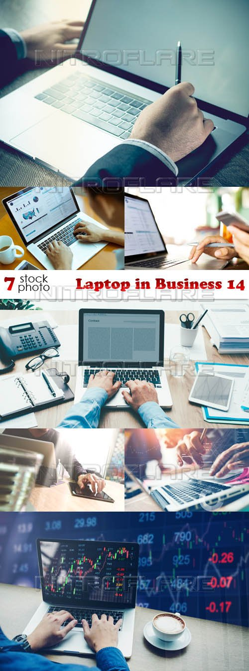 Photos - Laptop in Business 14