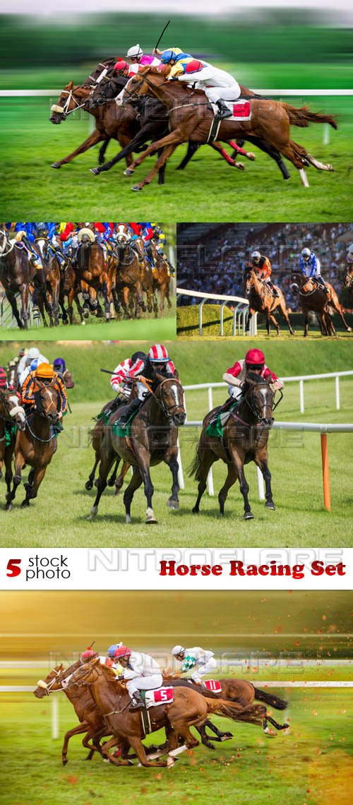 Photos - Horse Racing Set