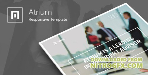 ThemeForest - Atrium v1.2 - Responsive Corporate One Page Template - 5522678