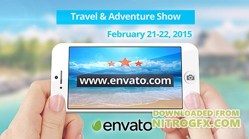 Travel Commercial - Project for After Effects (Videohive)