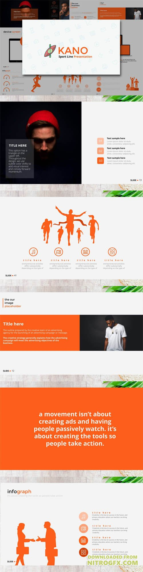 KANO Creative Powerpoint