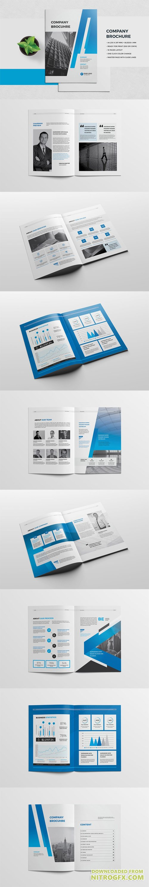 INDD - Company Brochure