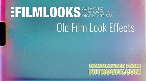 OLD FILM LOOK EFFECTS - Motion Graphic (FilmLooks)