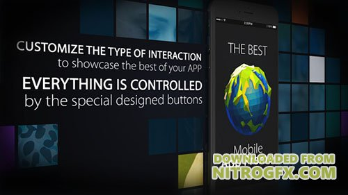 Mobile App Promo 11392198 - Project for After Effects (Videohive)