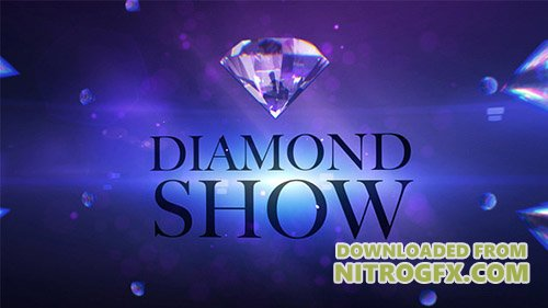 Diamond Show - Project for After Effects (Videohive)