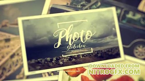 Photo Slideshow 20444981 - Project for After Effects (Videohive)