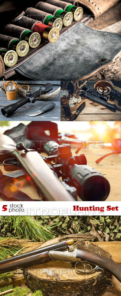Photos - Hunting Set