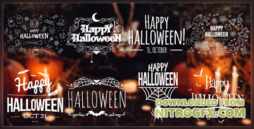 Halloween II - Project for After Effects (Videohive)