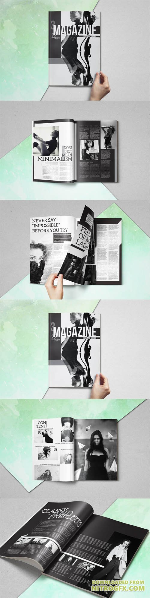 Black/White Magazine