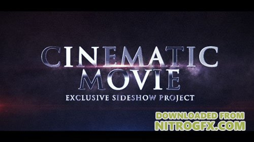 Trailer Promo - Project for After Effects (Videohive)