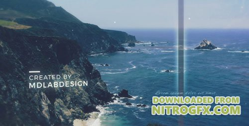 Clean Slideshow 20729487 - Project for After Effects (Videohive)