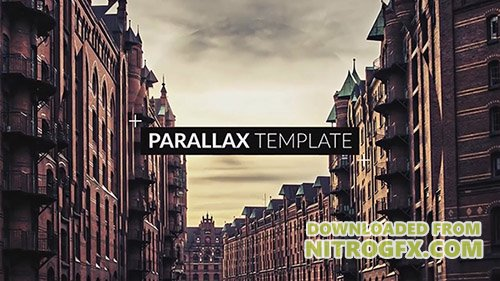 Parallax Slideshow - After Effects Template (ToleratedCinematics)