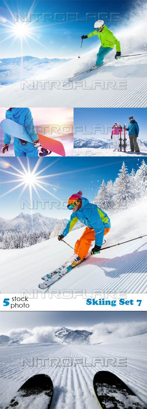 Photos - Skiing Set 7
