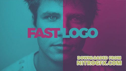 Fast Logo Intro - Project for After Effects (Videohive)