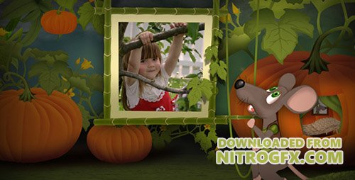 Little Mouse World - Project for After Effects (Videohive)