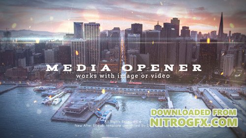 Media Opener 20541745 - Project for After Effects (Videohive)