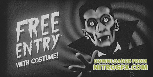 Halloween 18148741 - Project for After Effects (Videohive)