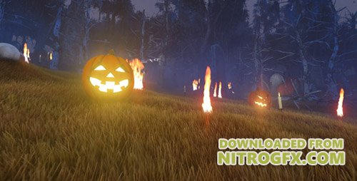 Halloween Intro 18496541 - Project for After Effects (Videohive)