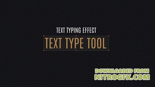 Text Type Tool - Project for After Effects (Videohive)