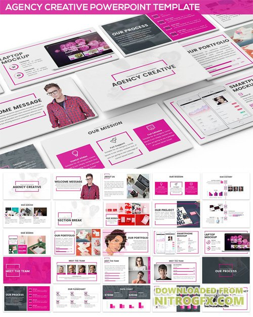 Agency Creative Powerpoint