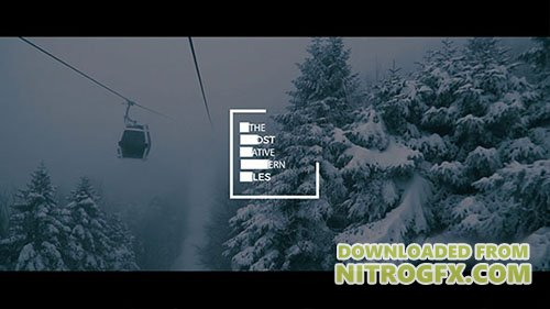Creative Titles 18943597 - Project for After Effects (Videohive)
