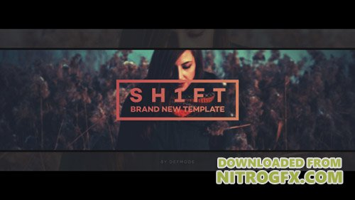 Shift Opener - Project for After Effects (Videohive)