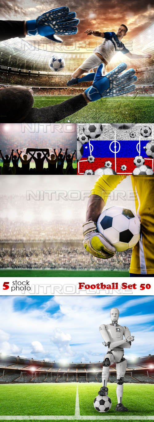 Photos - Football Set 50