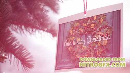 Christmas Slideshow 20896229 - Project for After Effects (Videohive)