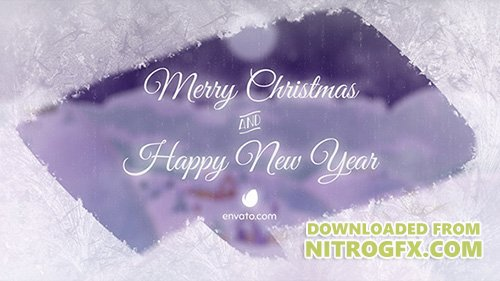 Christmas Village Landscape - Project for After Effects (Videohive)